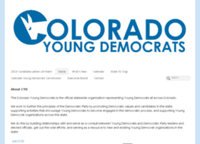 Coloradoyoungdems.org thumbnail