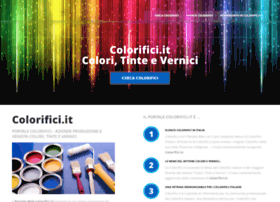 Colorifici.it thumbnail