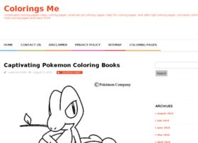 Colorings-me.com thumbnail