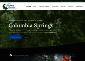 Columbiasprings.org thumbnail