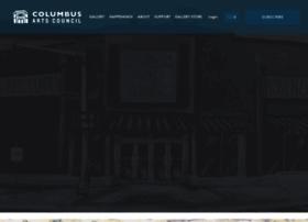 Columbus-arts.org thumbnail