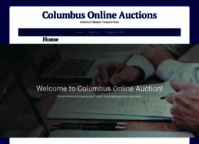 Columbusonlineauctions.com thumbnail