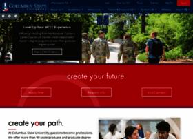 Columbusstate.edu thumbnail
