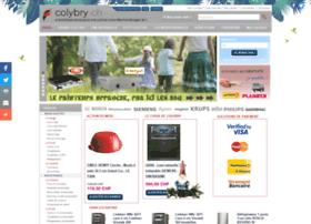 Colybry.ch thumbnail