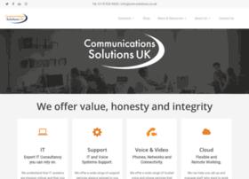 Com-solutions.co.uk thumbnail