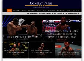 Combatpress.com thumbnail