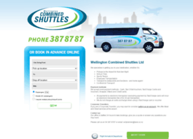 Combinedshuttles.co.nz thumbnail