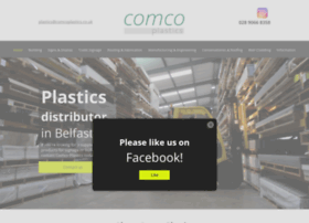 Comcoplastics.co.uk thumbnail