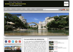 Come-enjoy-bosnia.com thumbnail