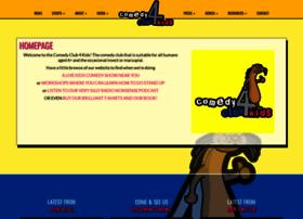 Comedyclub4kids.co.uk thumbnail