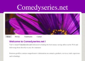Comedyseries.net thumbnail