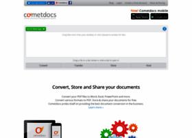 Cometdocs.com thumbnail