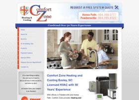 Comfortzoneinc.net thumbnail