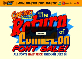Comic Book Website Template at Website Informer curAaynH