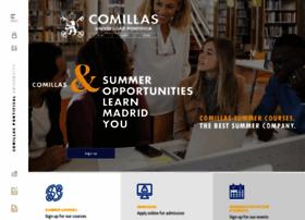 Comillas.edu thumbnail