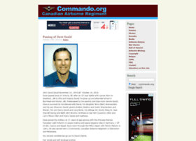 Commando.org thumbnail