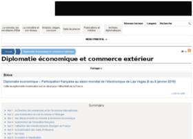 Commerce-exterieur.gouv.fr thumbnail