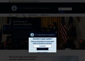 Commerce.gov thumbnail