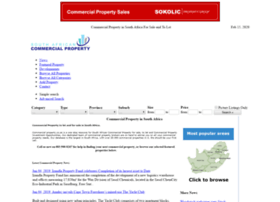 Commercial-property.co.za thumbnail