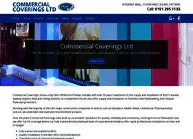 Commercialcoverings.co.uk thumbnail