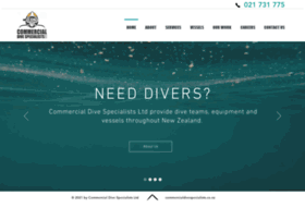 Commercialdivespecialists.co.nz thumbnail