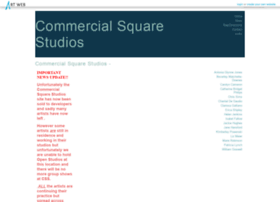 Commercialsquarestudios.co.uk thumbnail