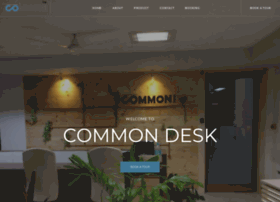 Commondesk.in thumbnail