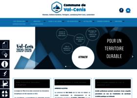 Commune-valcenis.fr thumbnail