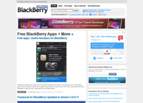 Community.blackberrysoftware.us thumbnail