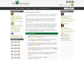 Community.mile.org thumbnail