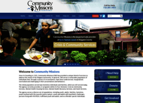 Communitymissions.org thumbnail