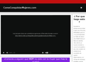 Comoconquistarmujeres.com thumbnail
