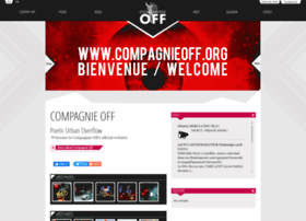 Compagnieoff.org thumbnail