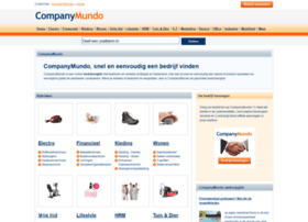 Companymundo.be thumbnail
