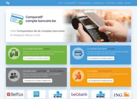 Comparatif-compte-bancaire.be thumbnail