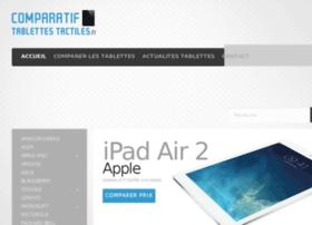 Comparatif-tablettes-tactiles.fr thumbnail