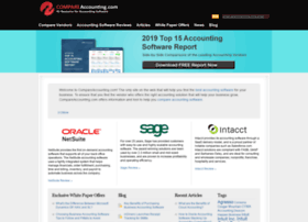 Compareaccounting.com thumbnail