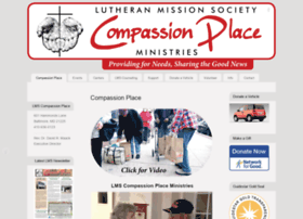 Compassionplace.org thumbnail