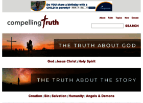 Compellingtruth.org thumbnail
