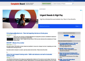 Complaintboard.in thumbnail