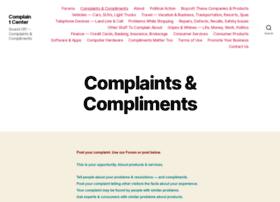 Complaintcenter.com thumbnail