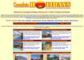Complete-holidays.co.uk thumbnail