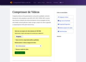 Comprimirvideo.com.br thumbnail