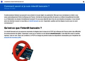 Compte-interdit-bancaire.net thumbnail