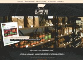Comptoir-paysans-doc.fr thumbnail