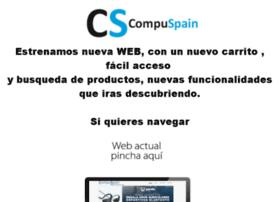 Compuspain.es thumbnail