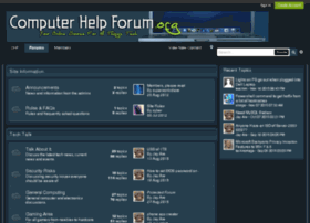 Computerhelpforum.org thumbnail