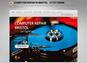 Computerrepairbristol.co.uk thumbnail