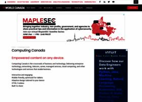 Computerworldcanada.ca thumbnail
