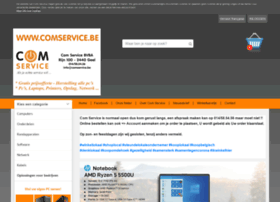 Comservice.be thumbnail
